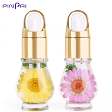 Nail Treatment Cuticle Oil Dry Flower Nourishment Oil Repair Nutritional Nail Cuticle Plant Grease Nutriment Nail Polish G131