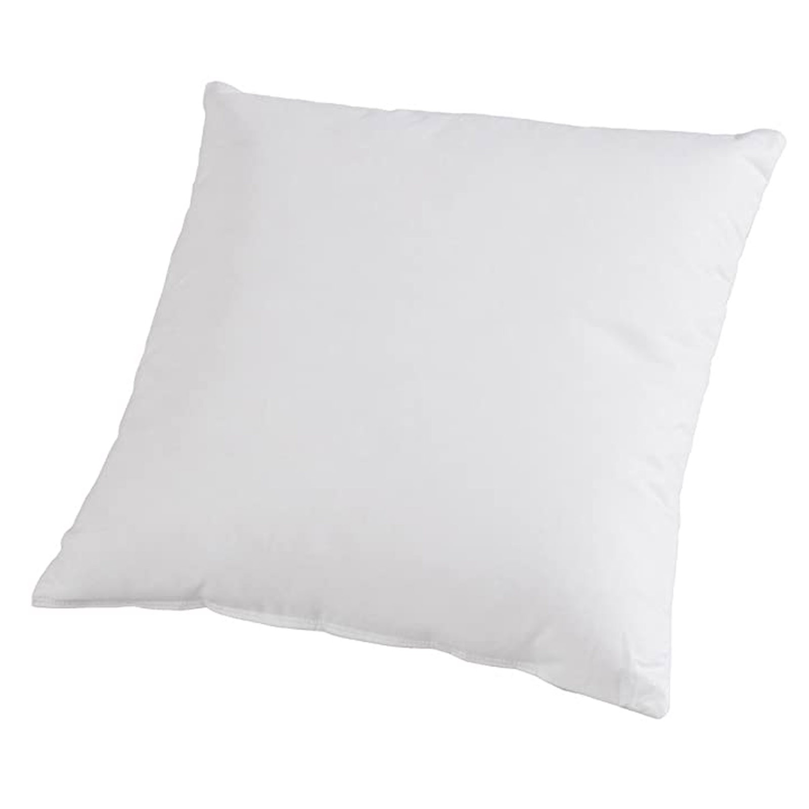 Подушка для дома и гостиницы с внутренним наполнителем, Белая Подушка для изголовья кровати из нетканого материала с шерстяной тканью 30x3 0/...