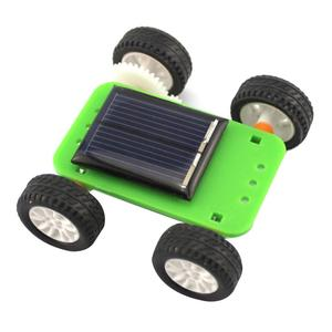 Assembly Mini Solar Powered To