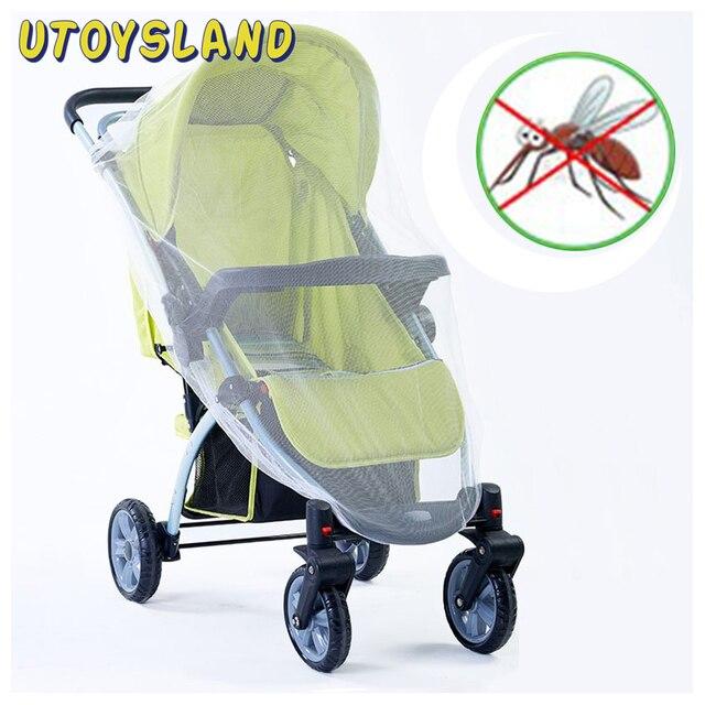 Klamboe Baby Zuigelingen Kinderwagen Klamboe Mesh Bee Kinderwagen Winkelwagen Insect Cover Baby Crib Netten