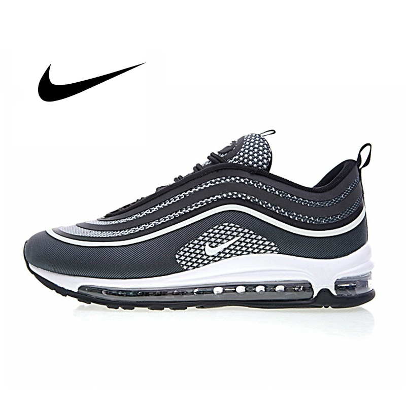 Original Authentic Nike Air Max 97 LX Men's Running Shoes Fashion Outdoor Sports Shoes Breathable Comfort 2019 New