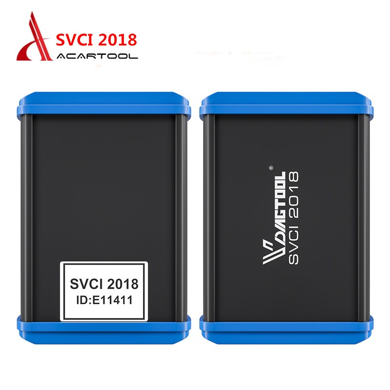 FVDI SVCI 2018 ABRITES with All Functions Of V2015 V2018 with 18 Softwares And Most of