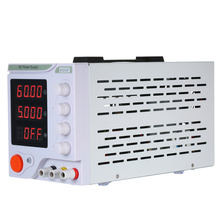 цена на Mini DC Power Supply Voltage Regulators 605F 60V 5A Switching Laboratory 110V-220V Digital Display Adjustable Power Supply