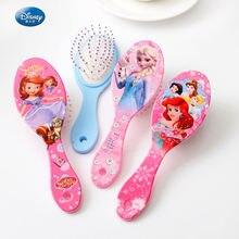Disney 1 шт принцесса Минни замороженная расческа мультфильм