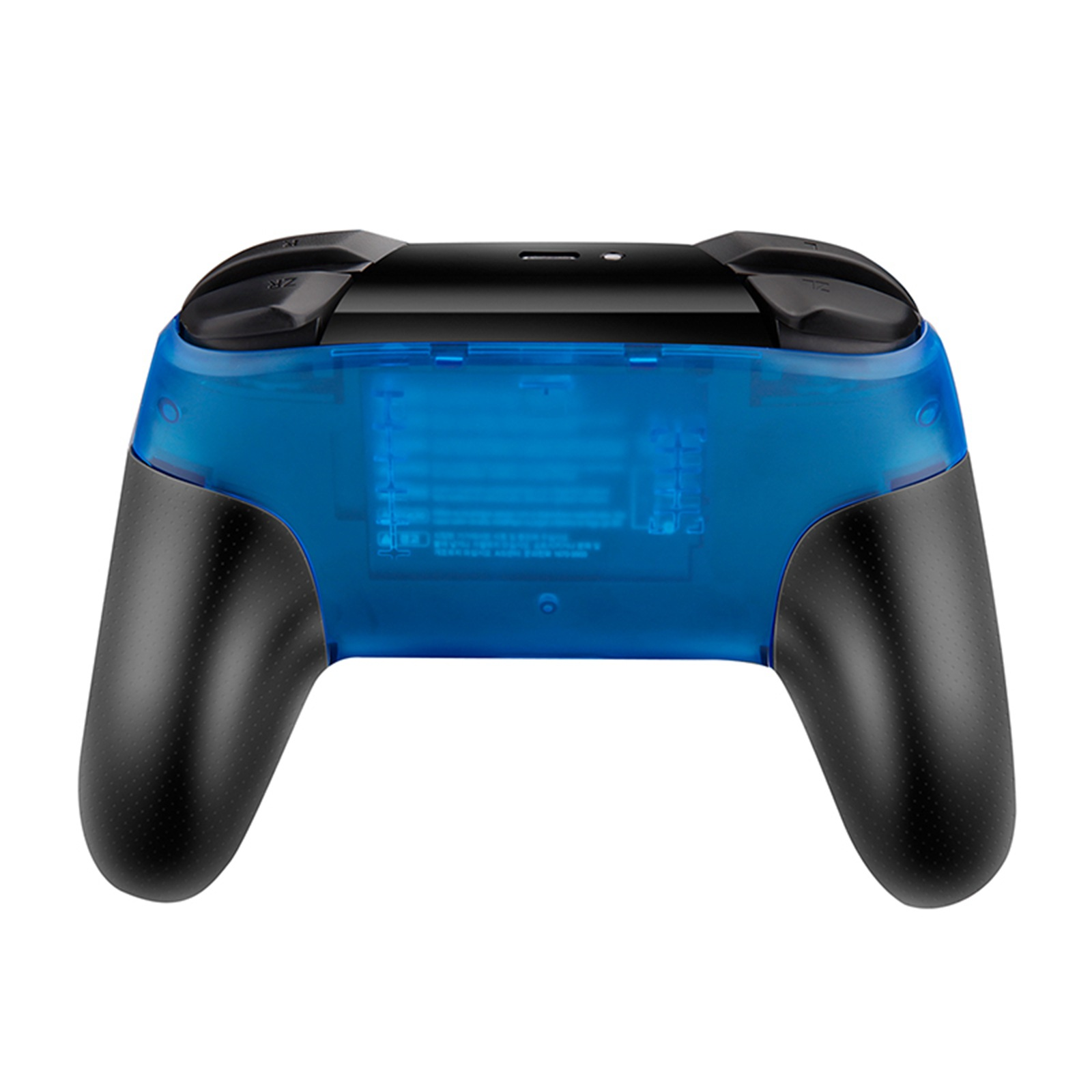 Image 3 - For Nintendo Switch Pro Controller Replaceable Transparent Shell DIY Modified Shell Third Party Replacement Buttons Handle Cover-in Replacement Parts & Accessories from Consumer Electronics