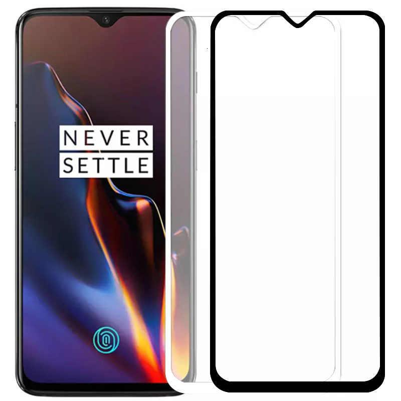 Untuk OnePlus 6 Tempered Glass Original Pada Satu Ditambah 6 T 5 T T 3 5 6 T Layar pelindung T6 T5 T3 Film Pelindung Oneplus6 Plus6 Glas
