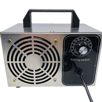 220v 48g/h Home Air Purifier Ozone Generator Ozonizador Machine Ozone tube Ozone sensor  With Timing Quartz Ozone Lamp