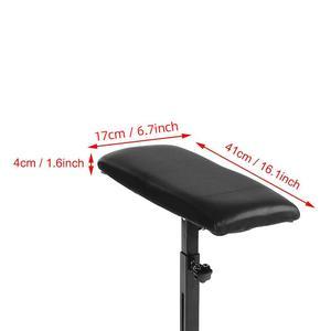 Image 2 - タトゥーアームチェアレッグレストは完全に調整可能な椅子タトゥースタジオ作業供給