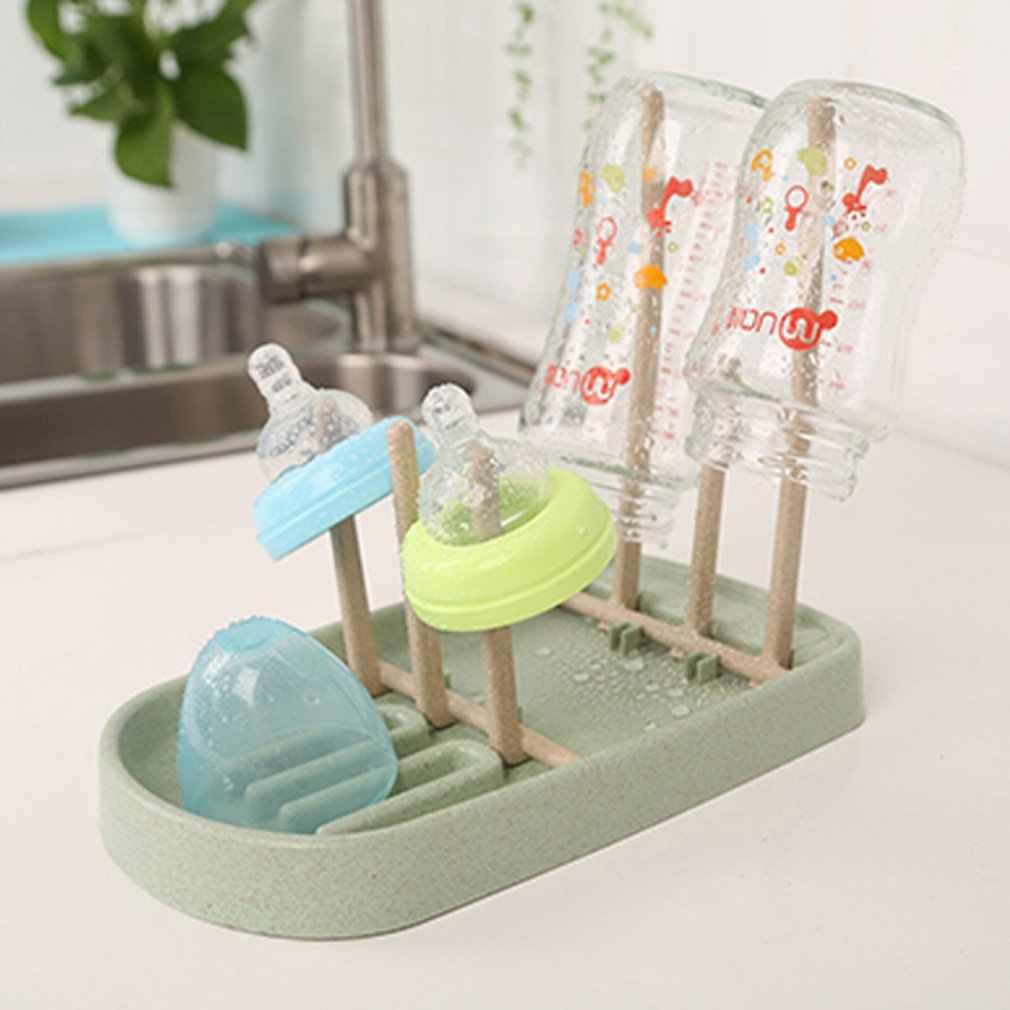 Dziecko odpinany butelka do karmienia spinacze do prania butelka dla dziecka suszarka do czyszczenia karmienie stojak na kubek sutek półka suszenie do butelek