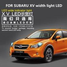 FOR SUBARU XV width light LED front small light T10 position light Forester headlight modification