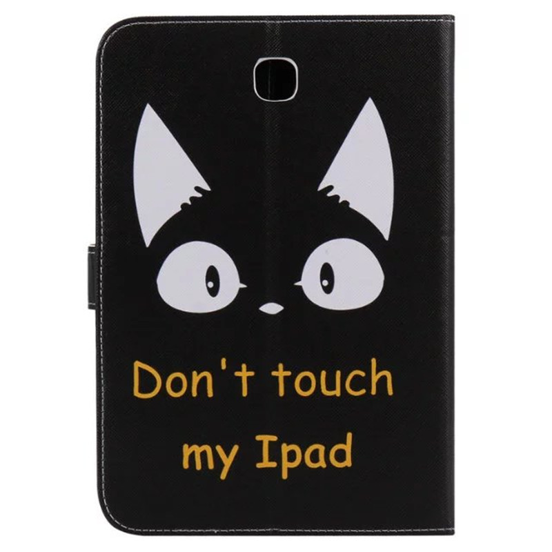 Cartoon Tablet Case Folding Flip Wallet PU Leather Stand Cover Case For Samsung Galaxy Tab E 9.6 T560 SM-T561 Holder Protection
