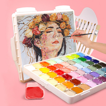 Gouache-Paint-Set Painting-Supplies Watercolor Jelly Special-Painting Professional 30ml