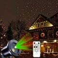 Thrisdar лазерный проектор с дистанционным управлением  светильник для дома  вечерние  рождественские  красные  зеленые  мерцающие звезды  Лазе...