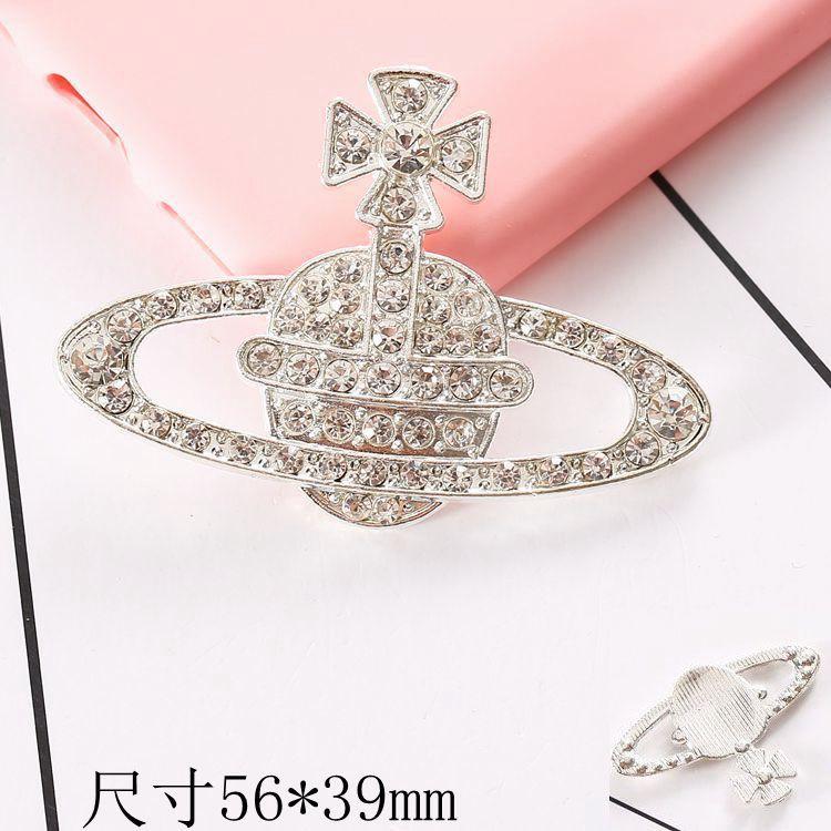 Factory Direct Rhinestone Pentagram Diy Mobile Phone Case Jewelry Alloy Accessories