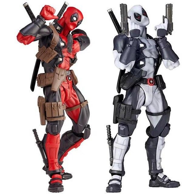 2018 Marvel The Avengers 3 Infinity War Dolls Deadpool Action Figures Superhero Figurines Kids Toys For Children Anime Model