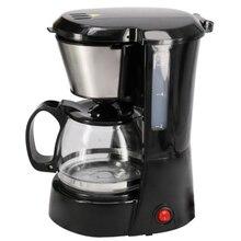 650 мл электрическая автоматическая капельная Кофеварка кофе-машина для домашнего использования кофейник мини американская капельная Кофеварка для приготовления чая Co