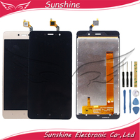 5 5 zoll Touch Screen LCD Display Für BQ BQ 5591 BQ 5591 BQS 5591 BQS5591 Jeans LCD Display mit Touch Screen montage|Handy-LCDs|Handys & Telekommunikation -