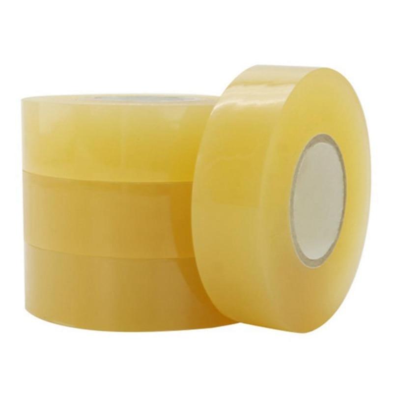 2.4cm*25m Clear Shin Pad Hockey Tape Clear PVC Waterproof  For Shin Pad Sock  Clear Hockey Tape Poly Shin Pad Tape Or Sock Tape