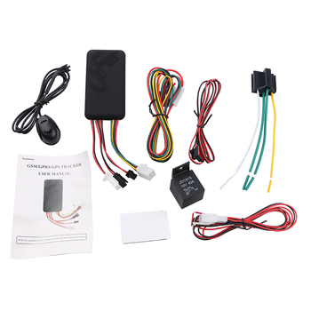 Real time GSM GPRS GPS tracker GT06 For car Vehicle motorcycle anti-theft system Car GPs tracker 850/900/1800/1900 Mhz image