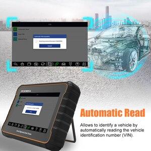 Image 5 - פוכסול GT60 OBD 2 רכב מלא מערכת אבחון כלי ABS דימום DPF TPMS PFP 19 איפוס מקצועי ODB2 OBD2 קוד קורא סורק