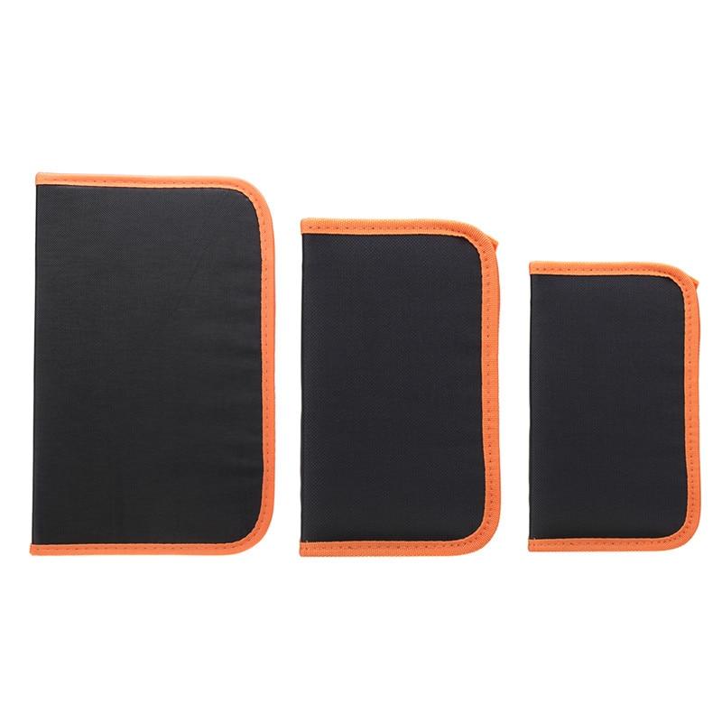 Portable Heavy Repair Hardware Toolkit Storage Tools Carrier Bag Oxford Fabric Handy Pouch Handbag Zip