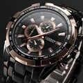 Curren Horloge Top Brand Luxe Horloges Mannen Mode Toevallige Zakelijke Quartz Heren Horloges Sport Stalen Band Klok 8023 Relojes