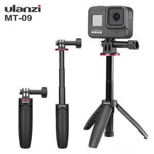 Ulanzi Tripod Mini Extend Action-Camera Gopro Osmo Session Black Hero MT-09 Vlog