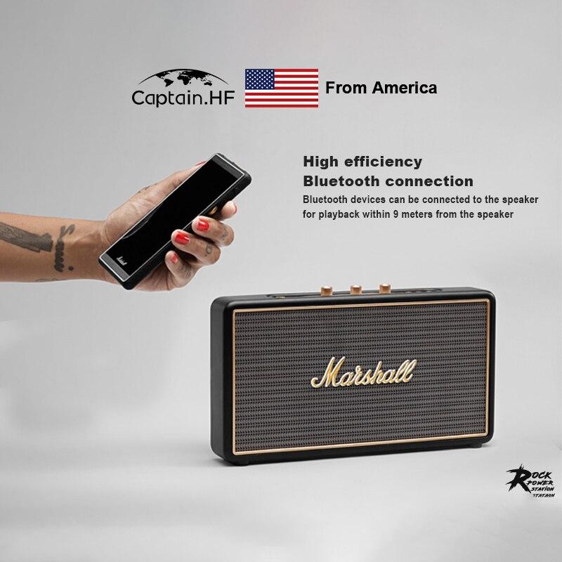 Нам капитан портативный беспроводной аудио динамик серии Bluetooth Стоквелл , время игры 25+сек , музыкальный громкоговоритель