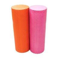90 Cm Eva Solid Foam Roller Floating Point Massage Foam Roller Balance Bar Indoors And Outdoors Fitness Column