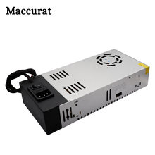 3d printer parts switching power supply ac/dc 12v 30a s 360