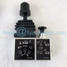 14750430H Hyva самосвал пропорциональный воздушный контроль ручной клапан