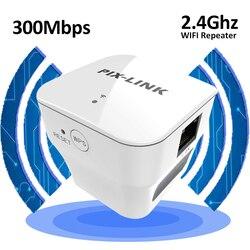 Bezprzewodowy wi-fi 300mbps 2.4g firewall home wzmacniacz rutera extender repetidor booster dla xiaomi wi fi wifi versterker