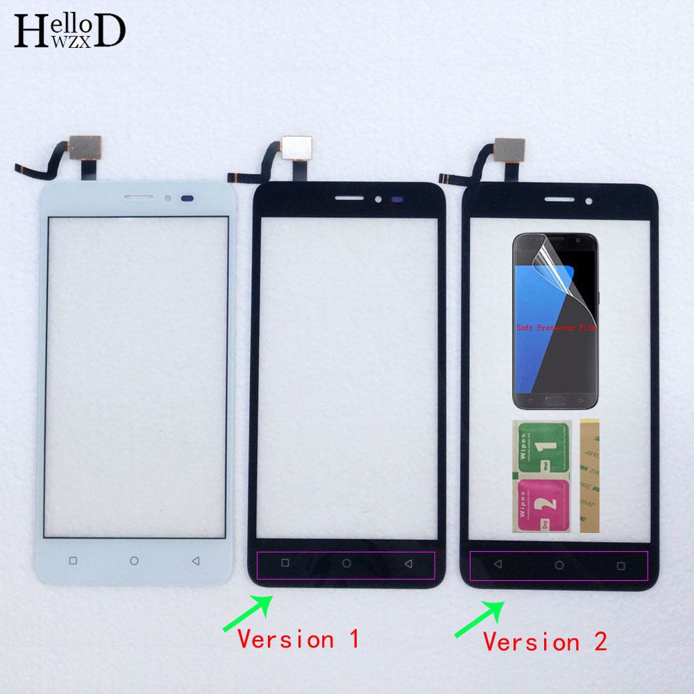 Phone Touch Screen For Prestigio Wize G3 PSP3510 PSP 3510 DUO Touch Screen Digitizer Glass Lens TouchScreen Panel Sensor