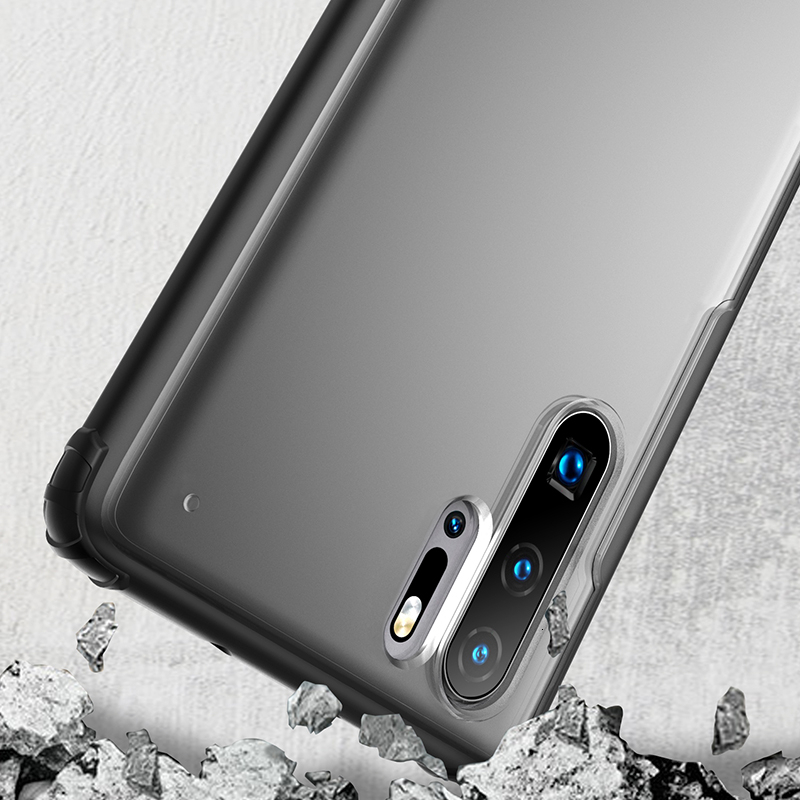 Soft TPU Shockproof Case For Huawei P30 Pro P30 Lite Protective Case For Huawei p30 Lite full protective case - 5