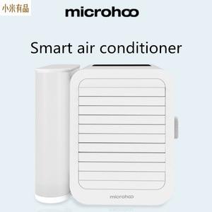 Image 1 - Youpin 1000ml capacité mini port USB portable climatiseur écran tactile 99 réglage de la vitesse économie dénergie ventilateur refroidissement