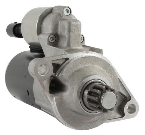 Nowy 12V rozrusznik silnika samochodowego 0001121435 0001121436 02E911023S 02E911023SX dla VW GOLF dla AUDI A3
