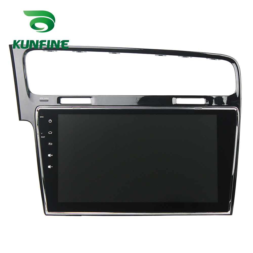 Android 9.0 Octa Core 4GB RAM 64GB ROM voiture DVD GPS lecteur multimédia voiture stéréo pour Volkswagen Golf 7 2013 2014 2015 Headunit - 3