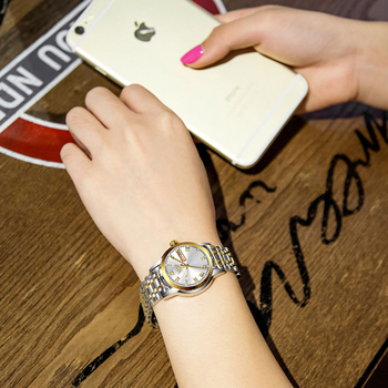LIGE 2020 New Gold Watch Women Watches Ladies Creative Steel Women's Bracelet Watches Female Waterproof Clock Relogio Feminino 2