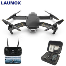LAUMOX M65 RC Drone with 1080P HD Camera FPV WIFI Altitude Hold Function Selife Drone Folding Quadcopter Vs E58 SG106 XS816 Dron(China)