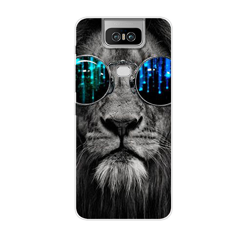 Case For Asus Zenfone 6 ZS630KL Case Cover Silicone Phone Case For Asus Zenfone6 2019 6Z Cover For Asus Zenfone 6 2019 ZS630KL