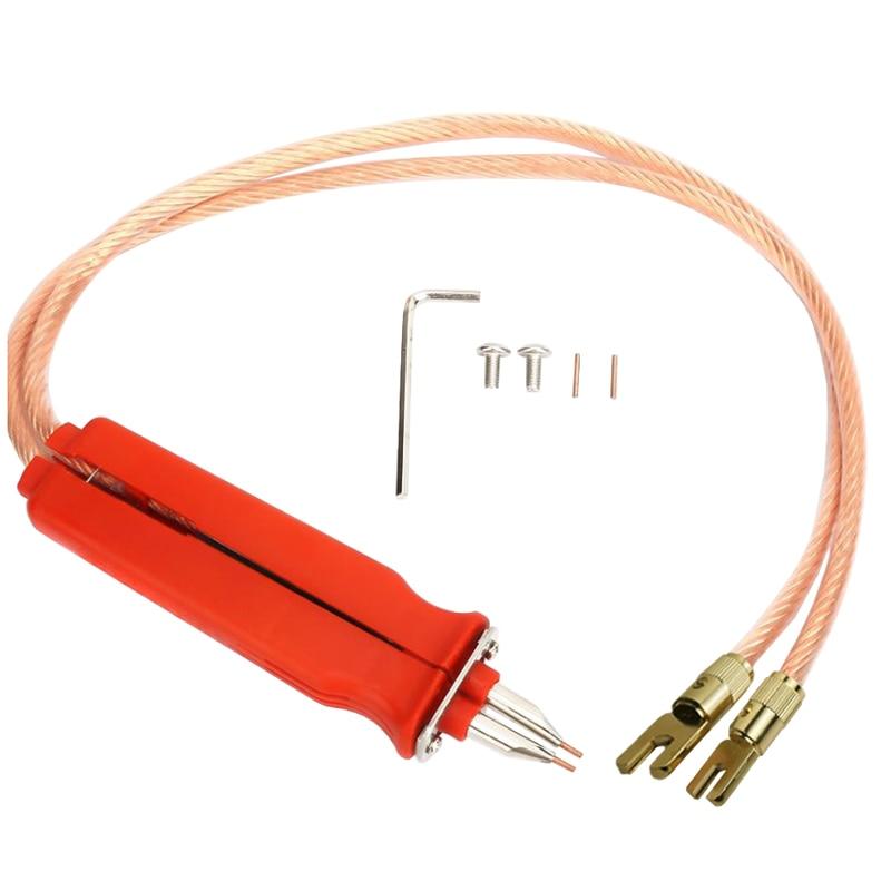 HB-70B Spot Welding Pen Handle For 18650 Lithium Battery DIY Pulse Welding Pen Spot Welder Machine