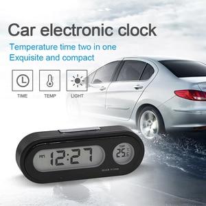 LOEN Auto Digital Clock Automo