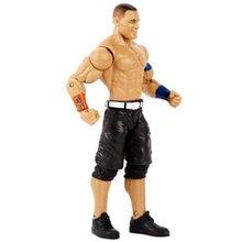 17cm superstar john cena wrestling gladiadores lutador figura com saco de opp