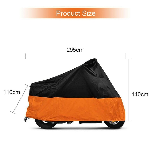 Motorcycle Waterproof Protector  3