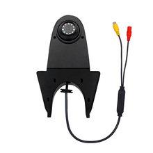 Original car HD brake light camera infrared LED night vision automatic parking monitor CCD waterproof 170 degrees HD PZ506