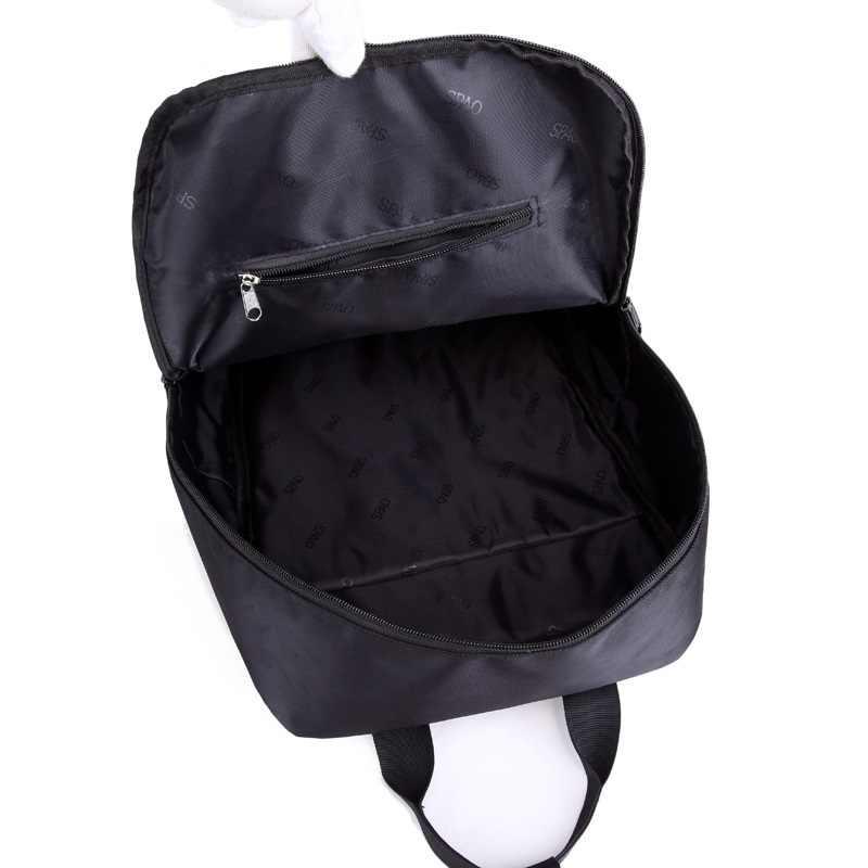 新しいキャンバスバックパックショルダーバッグ、男のコンピュータバッグファッショントレンドキャンパスバッグ、女性容量学生旅行バッグ