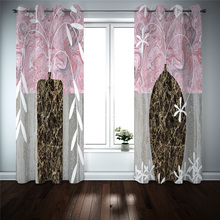 High quality custom 3d curtain fabric European style marble pattern Luxury Blackout 3D Window Curtains For Living Room Bedroom wholesale high precision european style jacquard curtain fabric for living room bedroom blackout thermal insulation curtain
