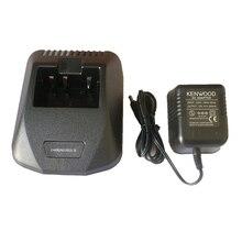 Аккумулятор Док-станция+ Быстрый Настенный адаптер зарядное устройство адаптер питания KSC-24 для радио Kenwood TH-K2AT TH-K4AT