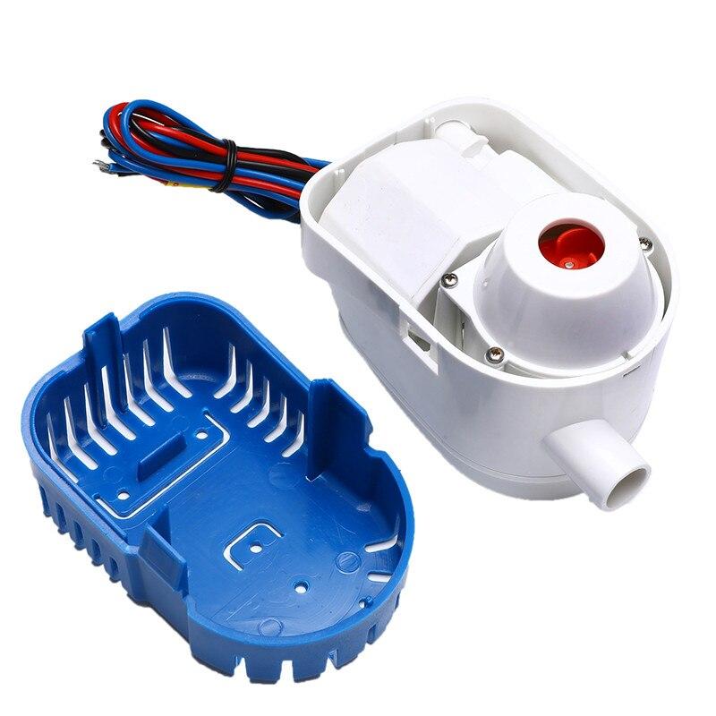 Image 5 - 플로트 스위치와 잠수정 자동 펌프에 대 한 자동 빌지 워터 펌프 12V/24V 750GPH/1100GPH 바다 보트 해양 미끼 탱크 물고기펌프   -