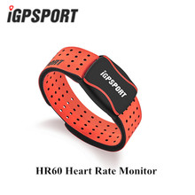 Cycling-Heart-Rate-Monitor Bike Computer Sport-Sensor BLE 60 Connect HR with Sramt-Phone/ipx7
